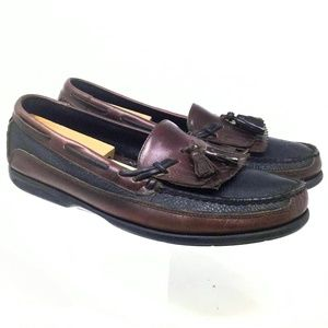 Sperry Top Sider Mens Tassel Loafers
